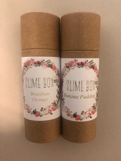 Large lip balm/sustainable packaging