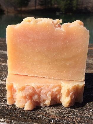 Lemongrass & Ginger Soap