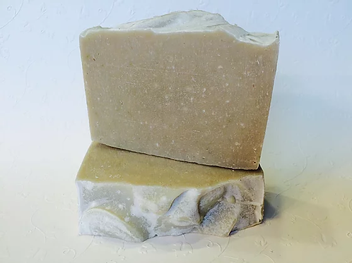 Goat Milk Soap with Rosemary