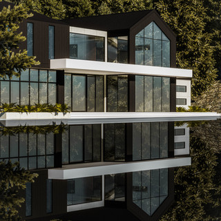 David Tomic architect lake house 01