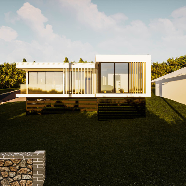 david tomic single storey solar passive albany home