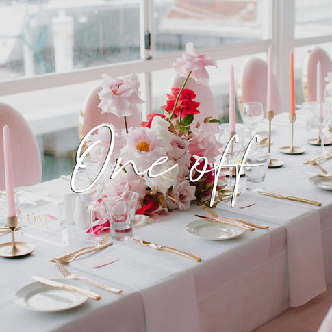 Why industries table top hire for weddings one off custom linen napkins