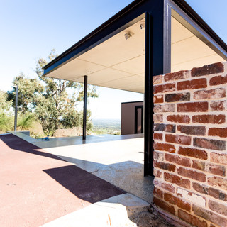 Concept Building Design_Perth Hills Residence_carport