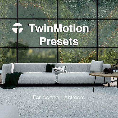 Twinmotion Presets 2021