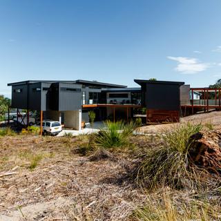 Concept Building Design_Denmark Residence_Full buidling