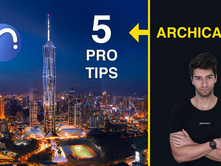 ArchiCAD 24: 5 Tips From An Architect