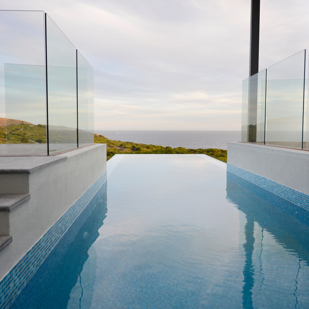 Concept Building Design_Esperance Luxury residence_pool outside