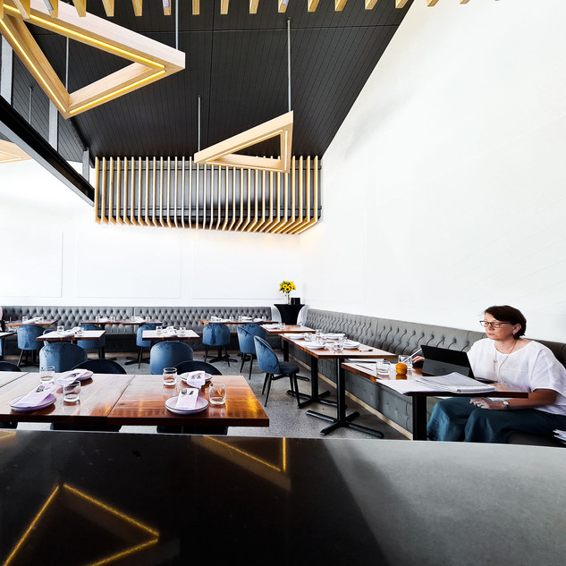David Tomic Loft 22 main restaurant