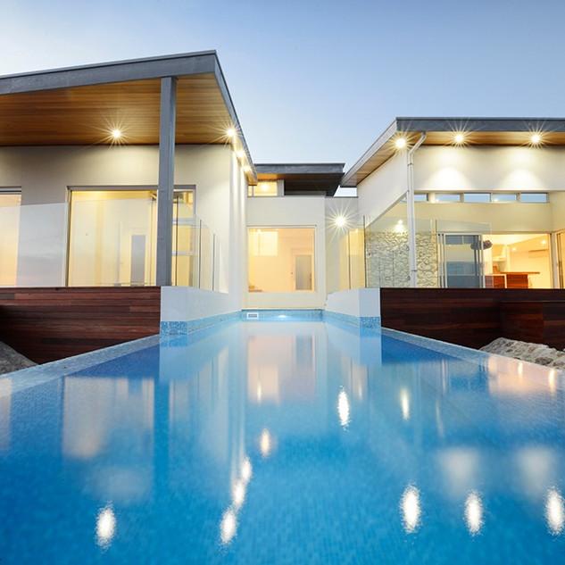 Concept Building Design_Esperance Luxury residence_pool