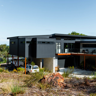 Concept Building Design_Denmark Residence_Side