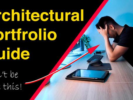 Architectural Portfolio Guide