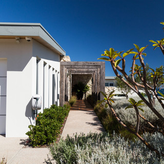 Concept Building Design_Esperance Luxury residence_entry landscaping