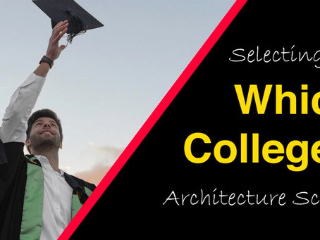 Architecture School: How to Pick a University/College