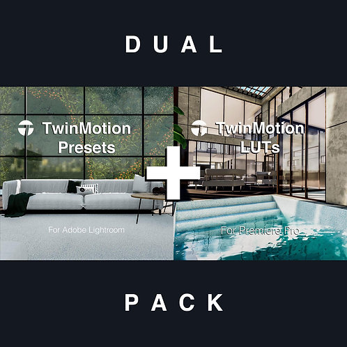 Twinmotion Dual Pack