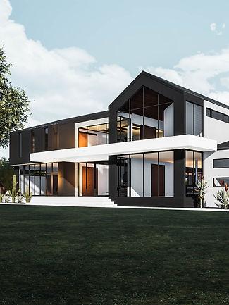 david tomic modern farmhouse residential design