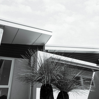 Concept Building Design_Esperance Rammed Earth_black and white outside