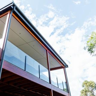 Concept Building Design_Denmark Residence_Balcony