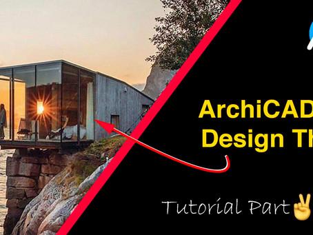 ArchiCAD 24 Design Tutorial Part 2