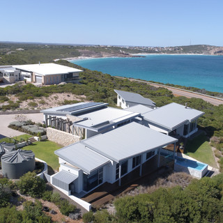 Concept Building Design_Esperance Luxury residence_drone side