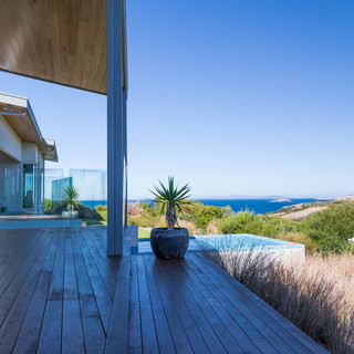 Concept Building Design_Esperance Luxury residence_side patio