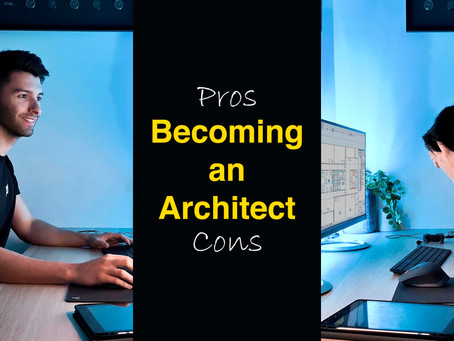 Pros & Cons of Becoming an Architect