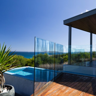 Concept Building Design_Esperance Luxury residence_pool and beach