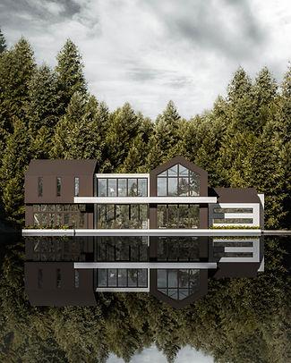 David Tomic Architect Lake House