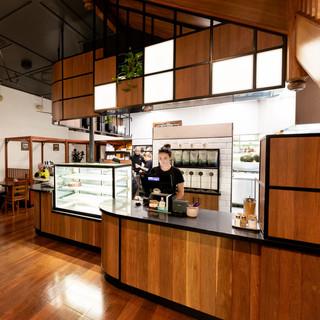 Concept Building Design_Dylans on the terrace_retro petrol pump