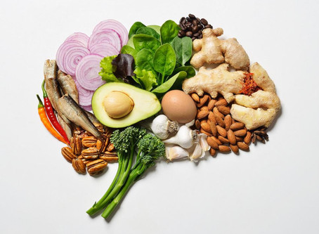 Brain Food: the importance of nutrition for healthy cognitive function