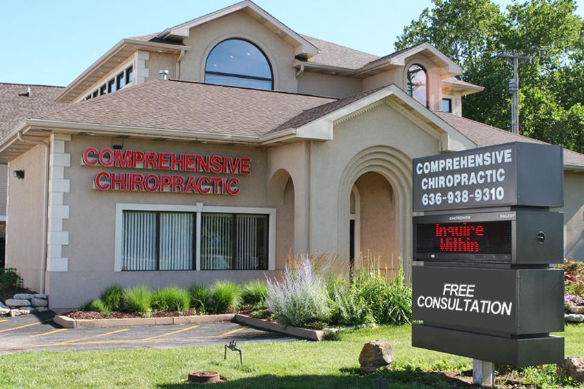 Comprehensive Chiropractic exterior
