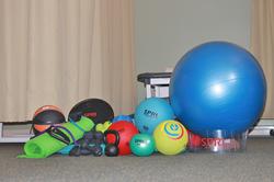 chiropractic rehab equipment