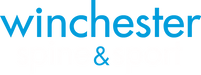 winchester spine and sport logo