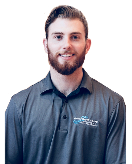 Matt Yancey, personal trainer at Comprehensiv Chiropractic in Eureka, MO