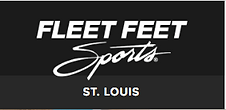Fleet feet sports St. Louis logo