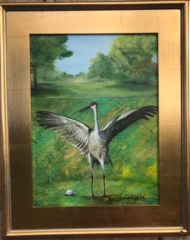 Birdie on The Links, $150