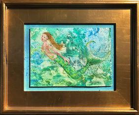 Mermaid Innocence, $225