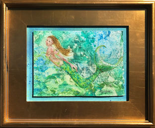 Mermaid Innocence, $225