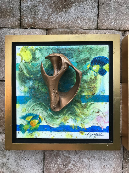 Sounds of the Sea Series(Fish) $225