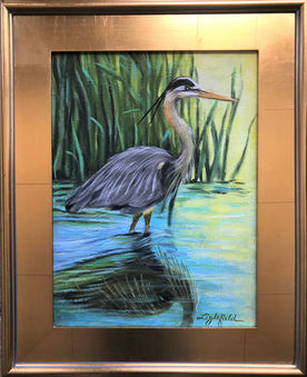Pensive Reflections. $325