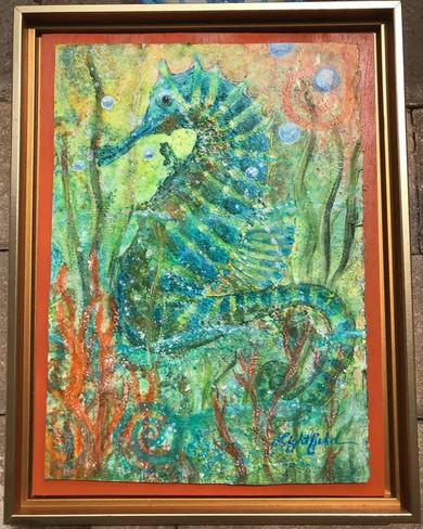 Seahorse; Sold
