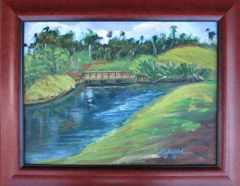 Sawgrass En Plein Air; $350