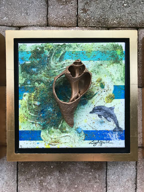 Sounds of the Sea Series(Dolphin) $175