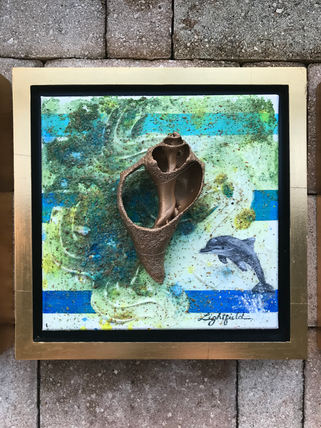 Sounds of the Sea Series(Dolphin) $225