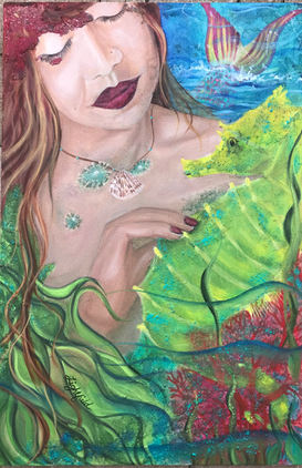 Mermaid Tales, Sold