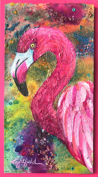 Fine Feathered Friend, Sold