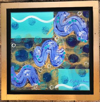 Waves, $125