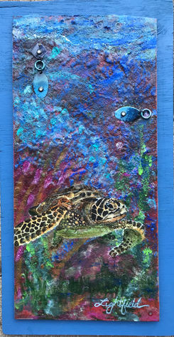 Turtle in the Deep, Sold