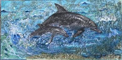 Dolphin Daze, $225