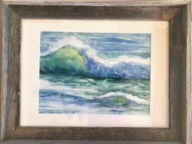 Ocean Swell, $250