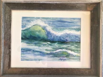 Ocean Swell; $250
